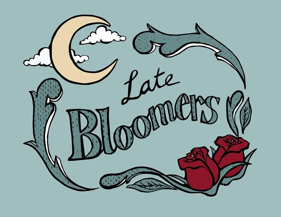 Late Bllomers Logo